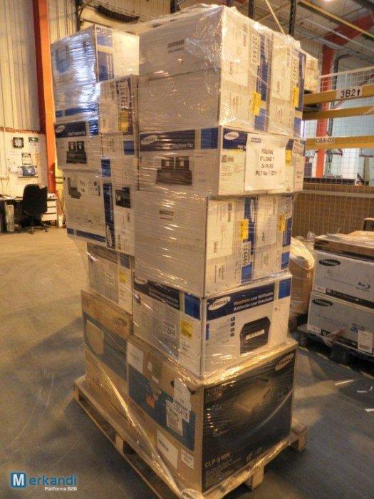 Samsung wholesale pallets of customer returns  Bulk Electronics