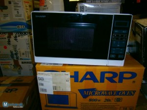 sharp refurbished wholesale microwave ovens