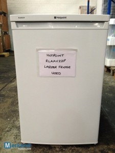 used hotpoint white goods