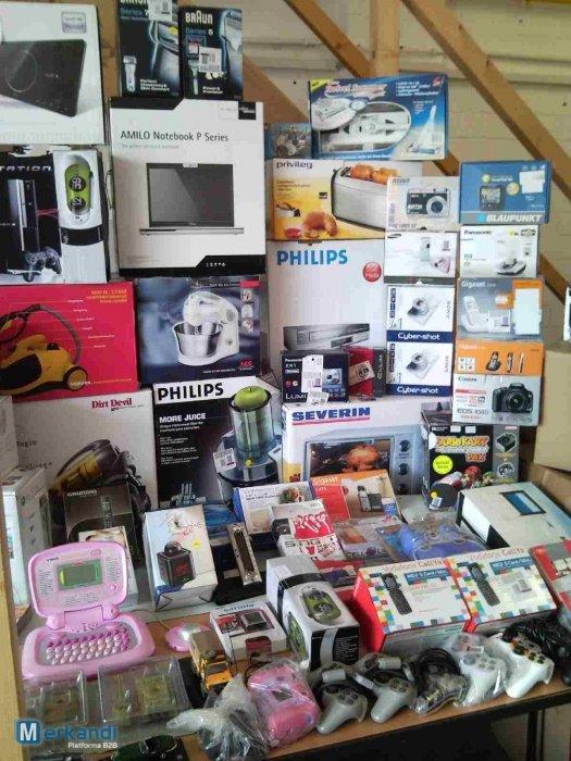 4 basic grades of wholesale electronics for sale – part 1  Bulk Electronics