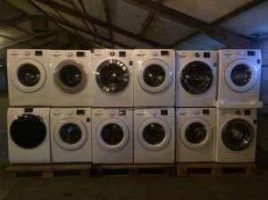 samsung wholesale washing machines