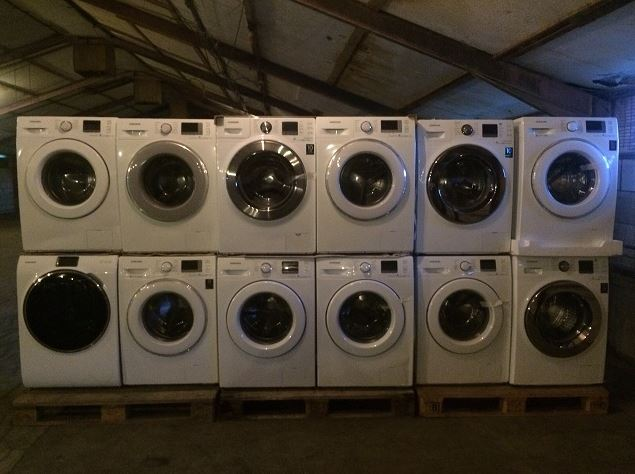 Samsung graded white goods wholesale lot | Bulk Electronics