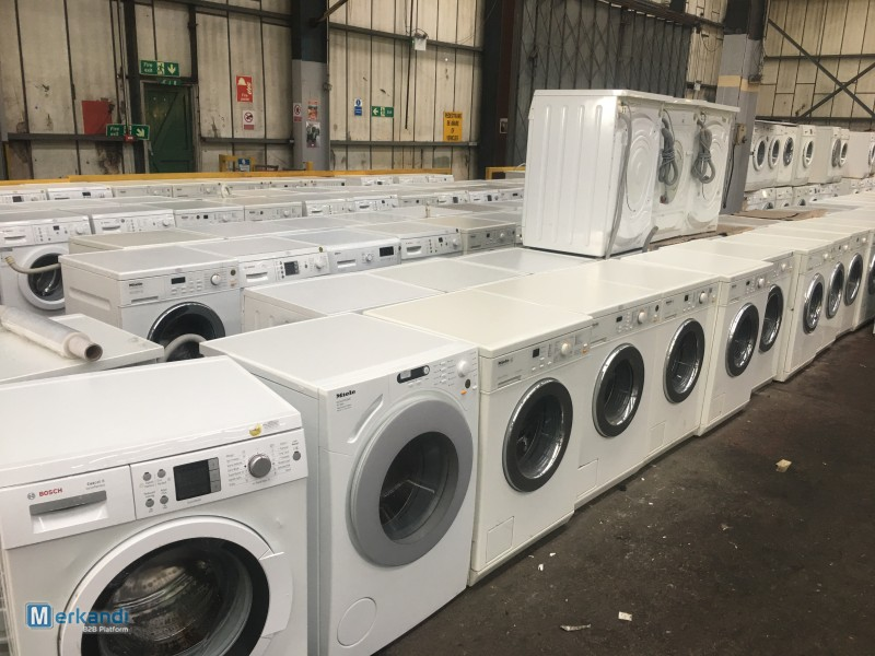 used washing machines wholesale