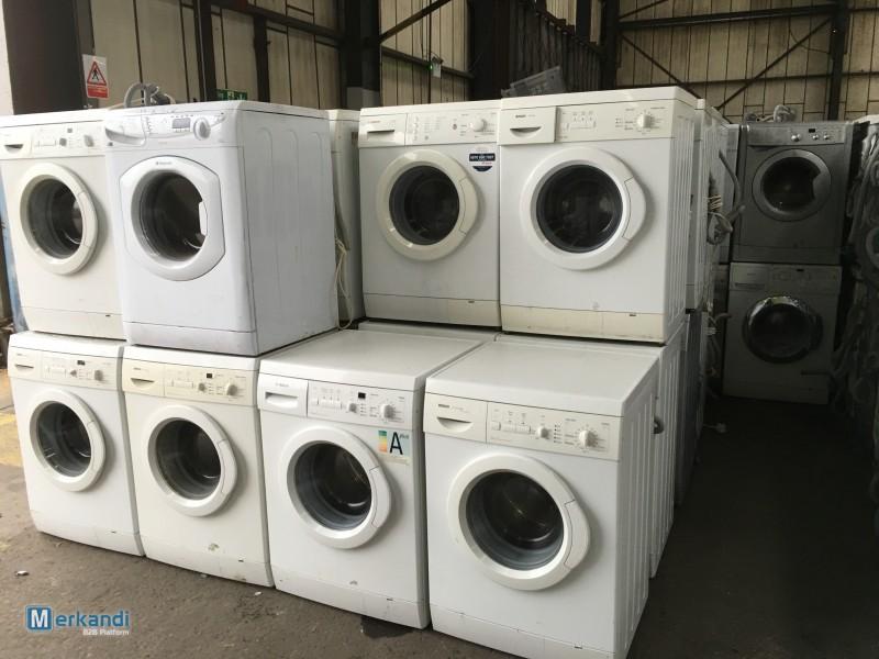 wholesale washing machines - refurbished
