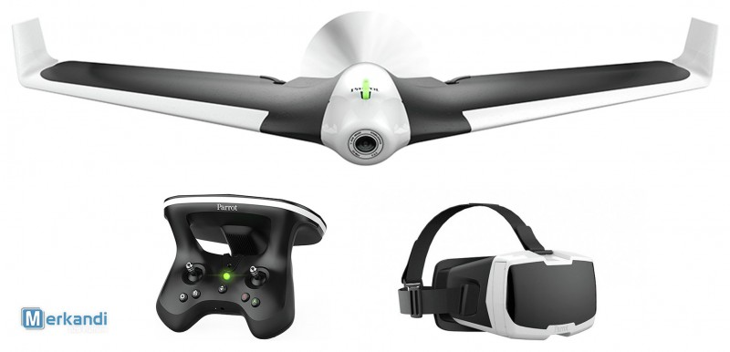 550 NEW PARROT DISCO FPV SKYCONTROLLER 2 FULL HD DRONES WHOLESALE
