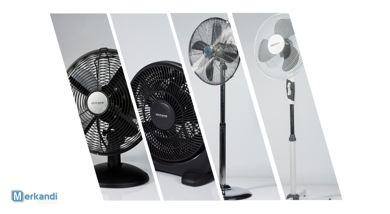 Wholesale standing fans and desktop fans
