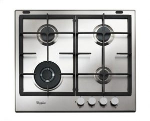 Whirlpool gas hobs wholesale in the UK