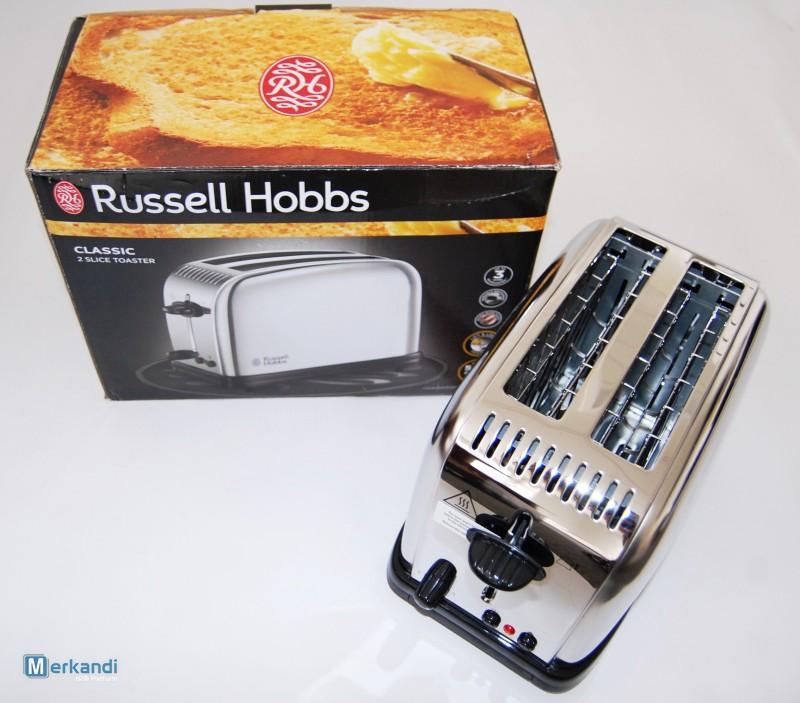 Russell Hobbs wholesale UK plug toasters